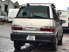 1996 Toyota Estima Emina 4WD (Ross.K) Tags: silver emina estima toyota 1996 96c19714 previa 22 diesel 3ct 4wd bangernomics