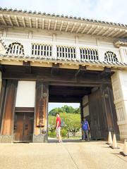 DSCF6133 (Stephen Hu) Tags: fujifilm xf1 japan 日本 kansai 關西 himeji 姫路 姬路城 himejicastle 菱の門