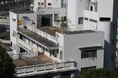 Rooftop of an abandoned school (Marcus Wong from Geelong) Tags: kowloonbay hongkong hongkong2013