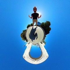 Always try to get out and see the world.. life experience = creative experience! The wider range of environments you can capture (successfully or unsuccessfully), the more experienced and skillful a photographer you'll become. I've shot 95% of my best ima (LIFE in 360) Tags: lifein360 theta360 tinyplanet theta livingplanetapp tinyplanetbuff 360camera littleplanet stereographic rollworld tinyplanets tinyplanetspro photosphere 360panorama rollworldapp panorama360 ricohtheta360 smallplanet spherical thetas 360cam ricohthetas ricohtheta virtualreality 360photography tinyplanetfx 360photo 360video 360