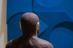 Blue (T3MPL3) Tags: ryan gander night museum birmingham art gallery canon 70d 50mm indoor interior exhibition city uk england bham