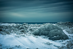 Colder (limebluphotography) Tags: ice snow water freezing winter grey sky land outdoors iceburg frigid landscape seascape lake sea ocean frost shore beach travel north limeblu photography clouds nature storm blizzard beauty beautiful ski sled snowmobile cold polar earth climate