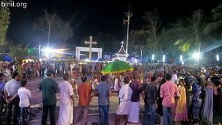 Sacred Heart Church Nadathara Thrissur Thirunal 3