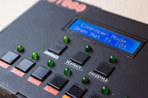 ST080 Drum Machine