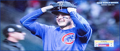 Chicago Cubs First Baseman Anthony Rizzo -- End of Game 6 of the 2016 World Series Progressive Field Cleveland (OH) November 1, 2016 (Ron Cogswell) Tags: completionof2016worldseriesgame6progressivefieldclevelandohnovember12016 chicagocubsfirstbasemananthonyrizzoendofgame6ofthe2016worldseriesprogressivefieldclevelandohnovember12016 anthonyrizzo chicago rizzo chicagocubsfirstbasemananthonyrizzo thechicagocubs roncogswell 2016worldserieschampionchicagocubs