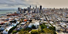 I left my heart in .... (Rex Montalban Photography) Tags: rexmontalbanphotography sanfrancisco california stitchedpanorama hdr