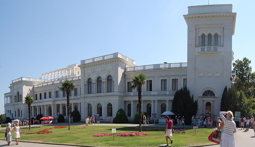 Livadia Palace, Ukraine