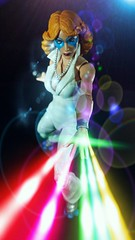 Sounds of light and fury (custombase) Tags: marvellegends xmen disco dazzler