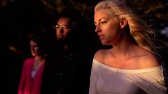 """The Night I Fell For You"" (howardignatius) Tags: whitherward music video morrobay mitakon35mmf095 sony a6500 ca california sunset beach beautiful light singer"