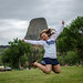 Devils Tower Jump @ KOA