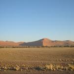Rote Sanddünen im Sossusvlei