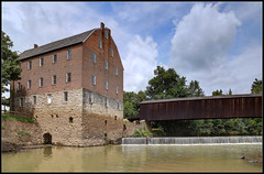 Bollinger Mill State Park (ioensis) Tags: park county bridge mill river whitewater state places august historic mo national missouri covered cape register bollinger 2015 burfordville girardeau jdl ioensis ©2015 13412007067tmf1b2015