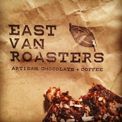 East Van Roasters. Do it. (KarenHansen.com) Tags: food coffee vancouver square chocolate squareformat eastvan artisan gvrd khphotography vancouverisawesome ilovevancouver dtvan instagram karenhansenphotography eastvanroasters vancouver2015