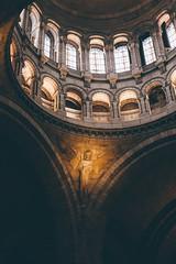 Du haut de la Basilique (bruit_silencieux) Tags: voyage city trip travel paris france church architecture canon 7d iledefrance basilique sacrécœur vsco sigma35mm14art