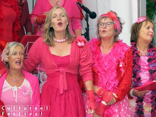 Cultureel Festival Baarn 2015 - Rose & Rouge