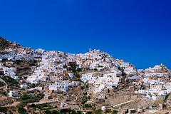 // Olympos village, Karpathos, Greece (Spiros Vathis) Tags: fuji aegean greece velvia gr olympos karpathos egeo olimpos  olymbos scarpanto  aegiansea olimbos vsco   vscofilm