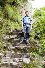 Peru-340 (mike_p_uk) Tags: mountain peru machu picchu book 2015 wayna
