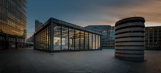 Potsdamer Platz - Panorama