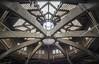 Nonagon* (trommler13) Tags: fuji von aachen architektur dach halle 1925 glasdach nonagon baudenkmal xt1 betonbau artfotografie samyang12mmf20 xf165528 lastkraftwagenhalle