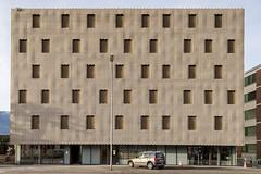 Жилой комплекс в Швейцарии от Buzzi Architetti