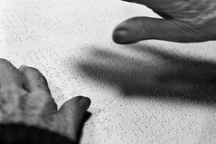 Author of the Year FIAF 2015 for the Friuli Venezia Giulia, Italy (Maurizio Costanzo - mavik2007) Tags: writing hands blind award braille portfolio  tactile  mauriziocostanzo  ciechi it5 lowvision lucedentro rittmeyer