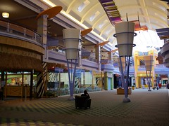 Neighborhood A (Travis Estell) Tags: retail mall shoppingmall deadmalls deadmall cincinnatimills deadretail forestfairmall cincinnatimall deadshoppingmall forestfairvillage