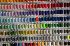 The missing link! (SteveJM2009) Tags: uk shop colours display september yarn cotton dorset sales bournemouth reels bobbins stevemaskell 2015 beales