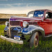 1945 Dodge Truck in a Montana Field - 1st Place Altered/Composite - William Horton