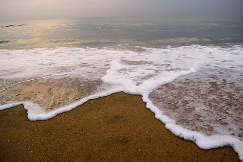 I am the sea!