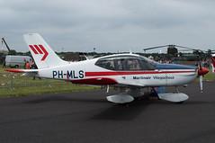 PH-MLS (GerardvdSchaaf) Tags: airplane aircraft aviation nederland airshow civil tobago martinair gilzerijen tb10 socota kluopendagen phmls martinairvliegschool