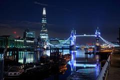 Thames (mattrkeyworth) Tags: london thames shard towerbridge ilce7r2 sonya7rii sel55f18z night nacht sonnartfe1855 zeiss