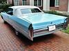 Cadillac DeVille Convertible 1968