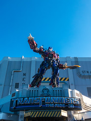 Universal Studios-29 (King_of_Games) Tags: orlando florida transformers fl universalstudios autobot optimusprime transformerstheride3d