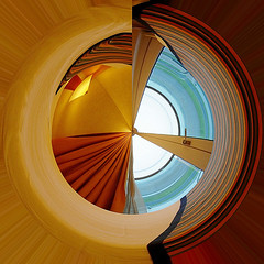 Swirl (Helena de Riquer) Tags: cabina camarote barco ship cruise crucero cabin cabine costaatlánticacruiseship vacances vacaciones vacation topf25 helenaderiquer 2009 swirl remolino vortex whirlpool vortice whirl redondo round rodó círculo cercle circle topf50 topf75 carlzeiss topf100 100faves interior sony sonydsch20 adobephotoshop