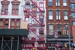 (a.tanski) Tags: new york city nyc ny graffiti manhattan bonus seka cayz