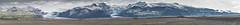 Vatnajkull Panorama (davidcl0nel) Tags: road street panorama car canon island iceland glacier gletscher moraine skaftafell vatnajkull 2015 morne canon5dmarkiii ef70200f28lisiiusm