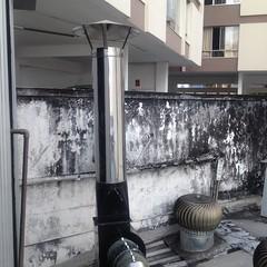 Sistema de exausto para coifa (Einox) Tags: de para e em jf fora comercial ao turbina residencial rea inox juiz exausto coifa maxipo