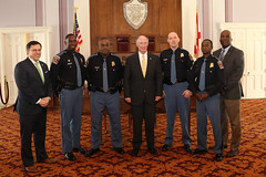 11-13-2015 State Troopers Honored by Governor Bentley