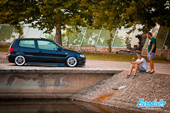 "MK4 & Polo 6N2 • <a style=""font-size:0.8em;"" href=""http://www.flickr.com/photos/54523206@N03/23332859345/"" target=""_blank"">View on Flickr</a>"