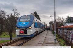 844.021-6 | Os14220 | tra 331 | Zlin  Dlouh (jirka.zapalka) Tags: train czech cd os zlin stanice trat331 rada844