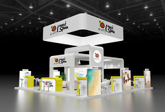 High Quality Exhibition Stand