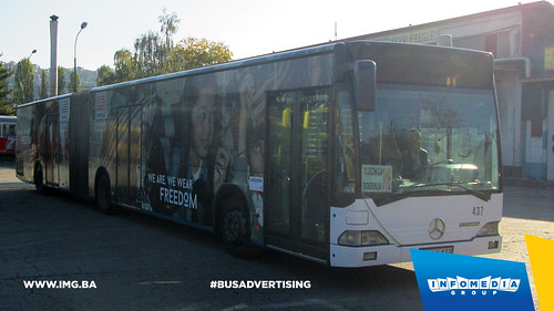 Info Media Group - Legend-Original Marines, BUS Outdoor Advertising, Sarajevo 10-2015 (5)