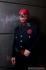 Red Skull (dgwphotography) Tags: cosplay nycc nycc2016 newyorkcomiccon 70200mmf28gvrii nikond600 nikoncls red skullmarvel comics marvel