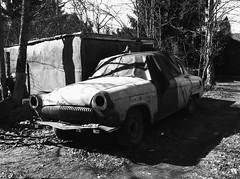 GAZ-21 (GAZ M21 Volga) (Proshikote) Tags: gaz21 gaz m21 volga