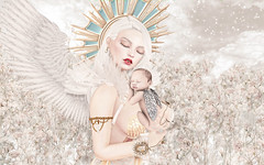 Winter Miracles v2 (Gabriella Marshdevil ~ BUSY IRL) Tags: sl secondlife catwa atomic taketomi thearcade angel