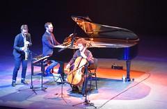 Classique & Jazz - Yaron Herman et François Salque invite Emile Parisien - Alpilium Saint Rémy de Provence (salva1745) Tags: classique jazz yaron herman et françois salque invite emile parisien