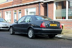 My 2003 Rover 45 (MilanWH) Tags: rover 45 2003 16 sedan saloon 57lzvz