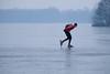 paterswoldse meer groningen 2017 lonely ice skater! (Facelift Photography) Tags: natuurijs schaatser winter ijs ice skater groningen holland netherlands martijn bloemhard