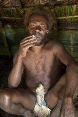 Man of the Yakel Tribe, Vanuatu (klauslang99) Tags: klauslang man homo sapiens yakel tribe vanuatu south pacific primitive aboriginie polynesian