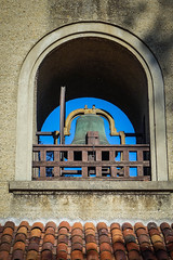 Julia's belfry (kimbar/Thanks for 4 million views!) Tags: belfry bell belltower california campanile campus juliamorgan millscollege oakland